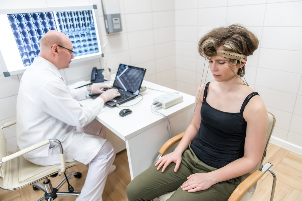 Как сделать диагностику головы
