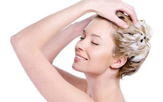 Как правильно помыть голову не навредив волосам