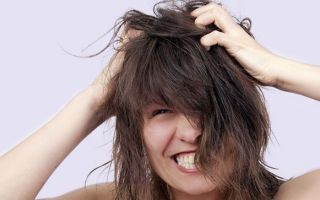 Что делать, если после окрашивания волос чешется голова, и как этого избежать