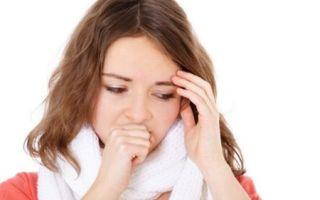 При кашле головная боль: почему возникает и как с ней бороться