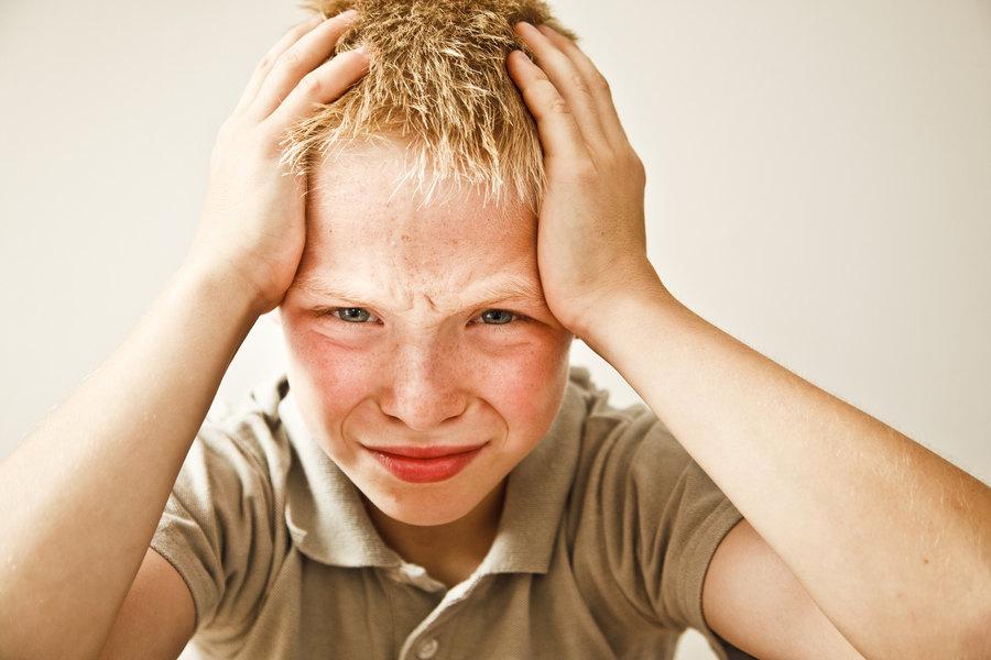 Что дать ребенку от головной боли