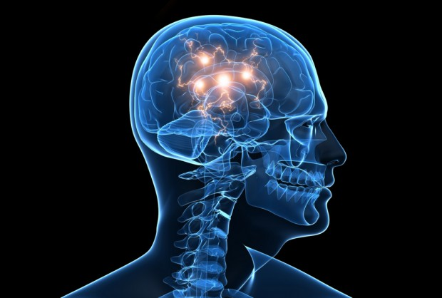 Очаговые изменения вещества головного мозга сосудистого характера