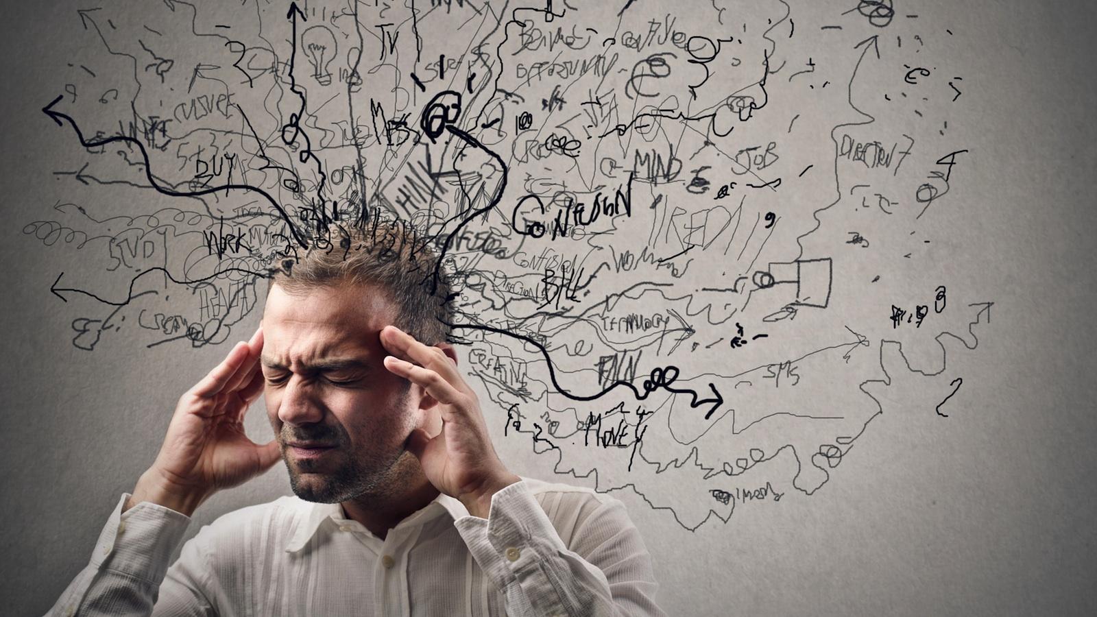 Стресс у мужчины
