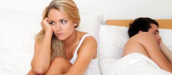 Больв затылке во время секса