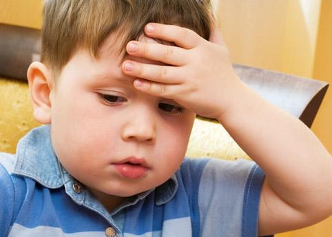 головная боль у мальчика