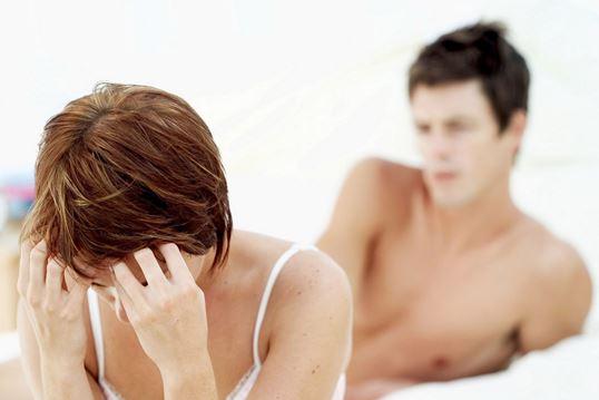 Давно не было секса у женщины болит