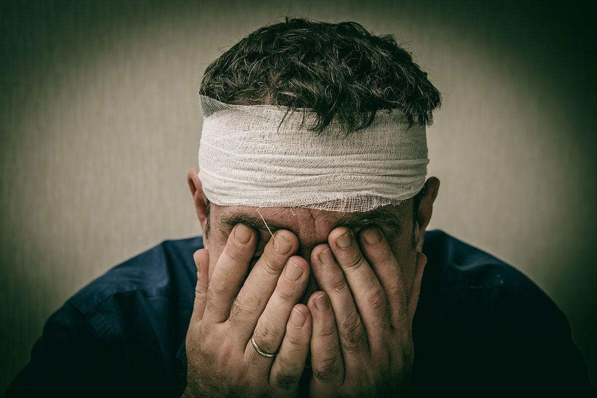 Травмирование головы