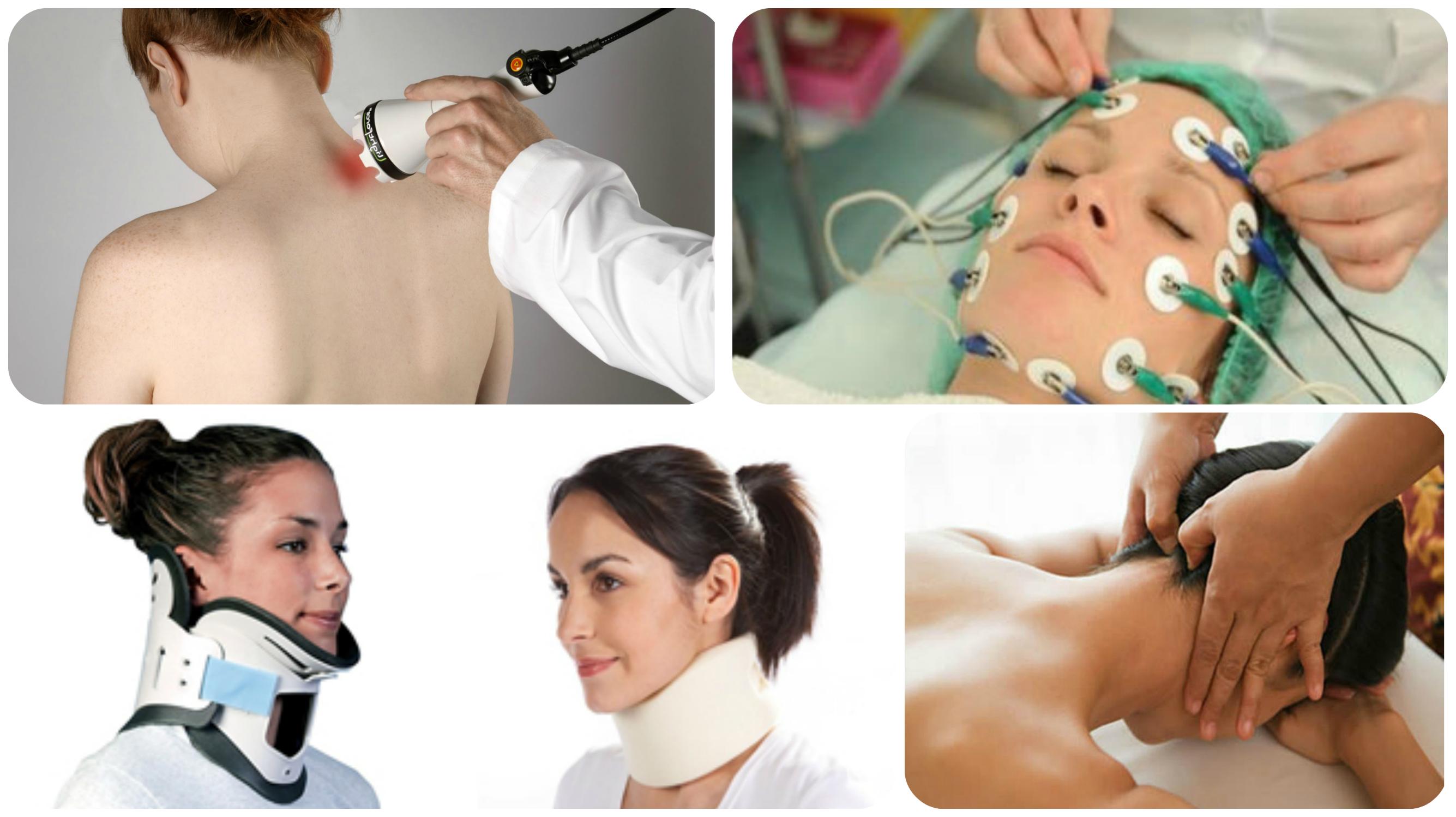 лазерная терапия, масаж