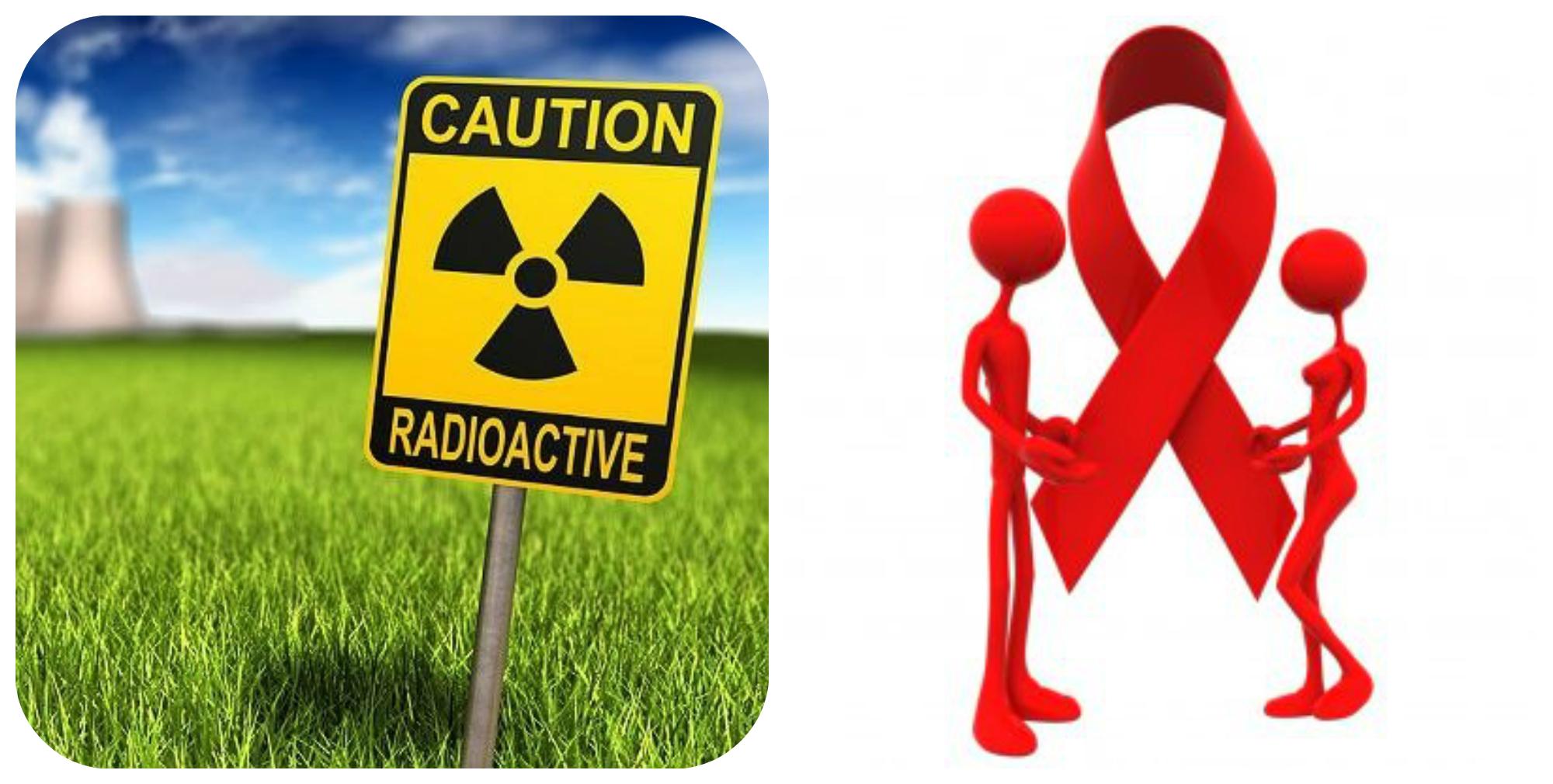 работники ядерных охотников, вич-инфецированные