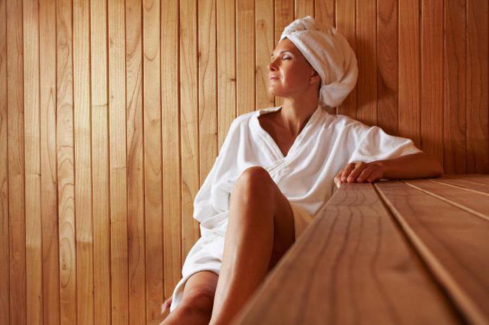 Головная боль после бани: причины, лечение, профилактика