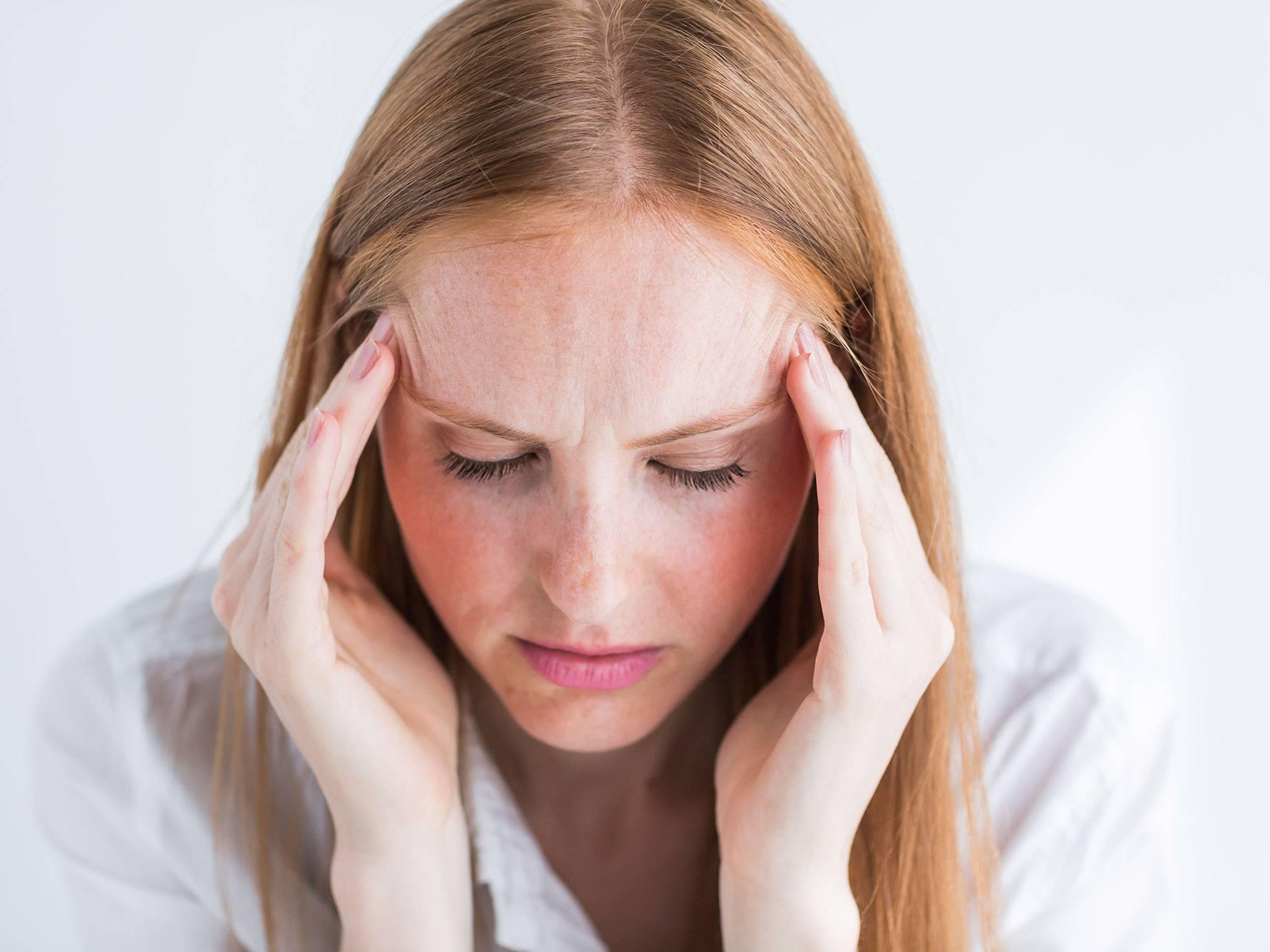 схема головной боли в разных частях головы