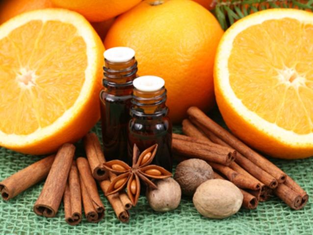 Эфирные масла апильсины