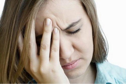 Мигрень глазная