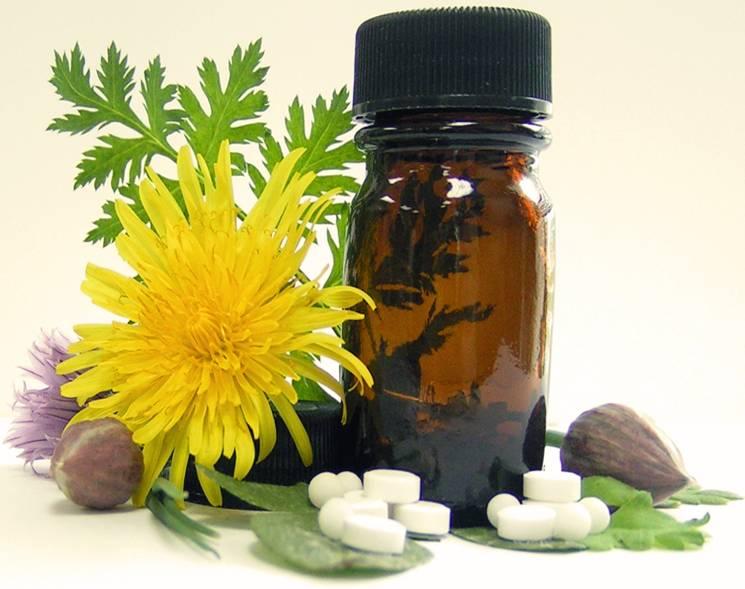 Лекарства на основе растительных веществ