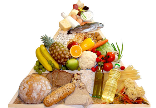 Правильно и сбалансировано питаться