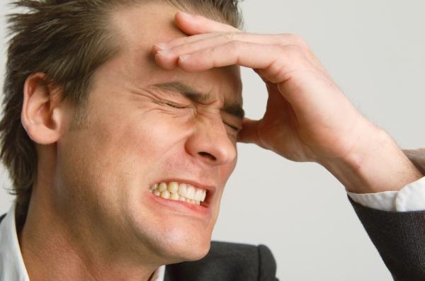 сильнейшая головная боль