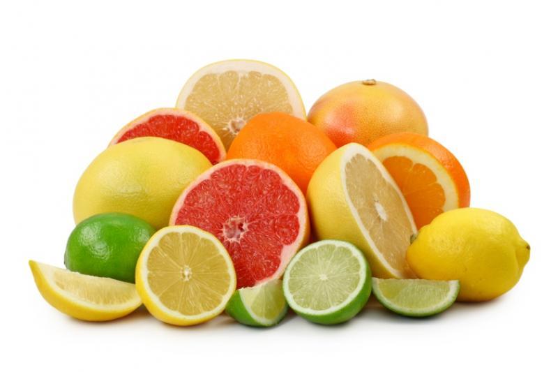 плоды цитрусовых