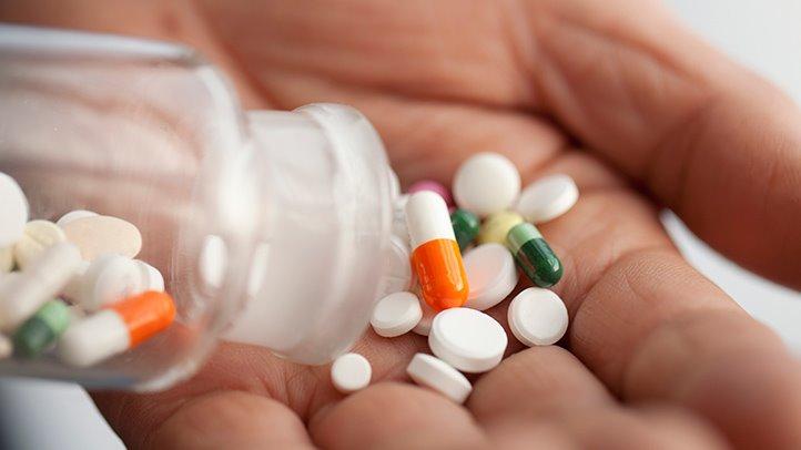 медикаментозное симптоматическое лечение