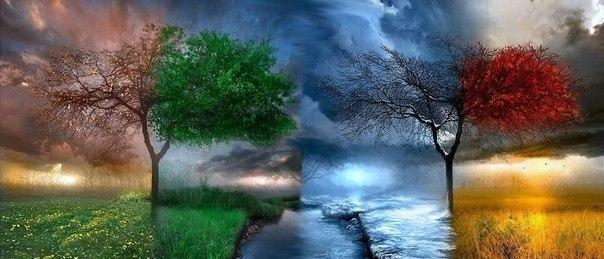 Перемена погоды