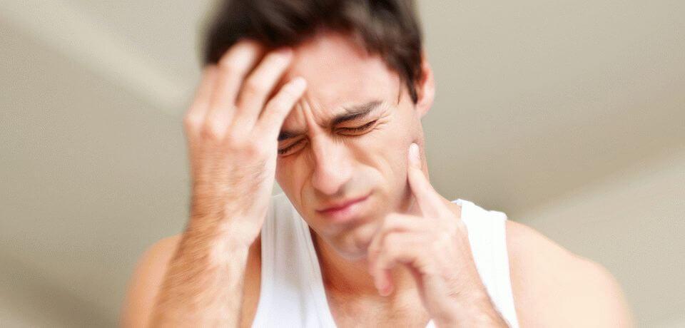 головная боль после удаления зуба у мужчины