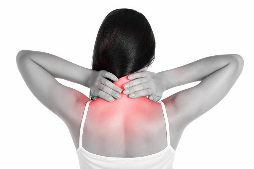 боль в спине при повороте головы