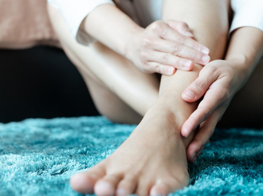 Больные ноги, синдром беспокойных ног