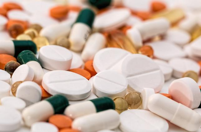 Антибиотики, зрительного воспаление нерва