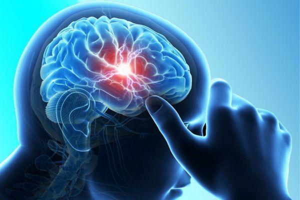 Головной мозг, ликворная