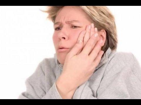 Воспаление у женщины, тройничного нерва