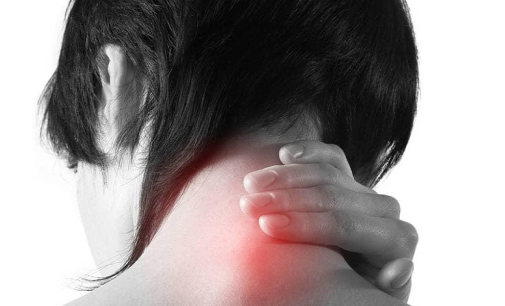 вертеброгенная Уплотнение в мышцах, цервикалгия