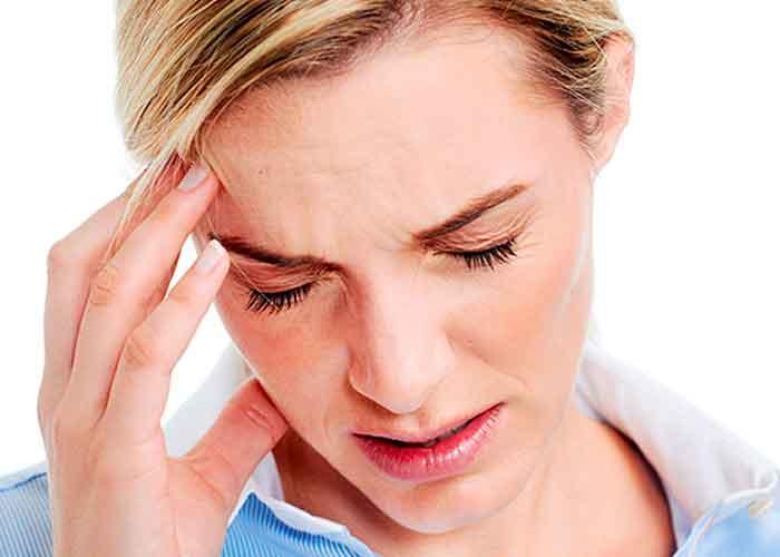 Спазм головы, лейкоэнцефалопатия