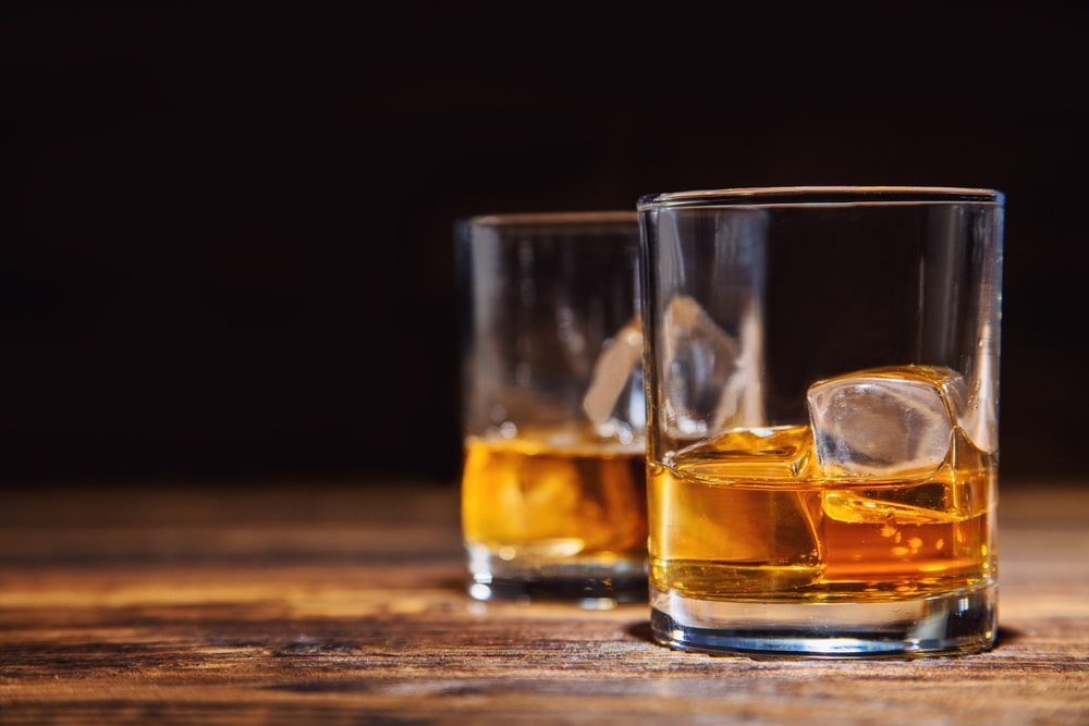 Симптоматика, алкогольный