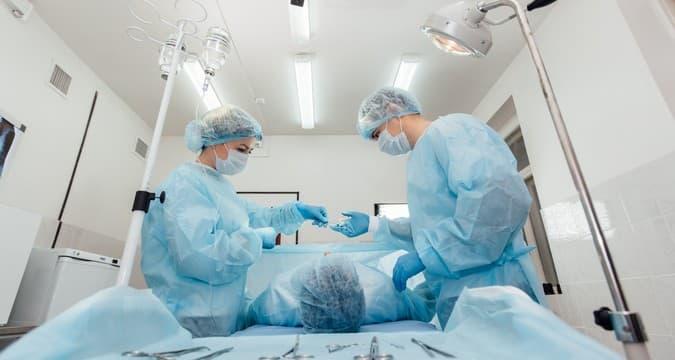 ретробульбарный Операция неврит