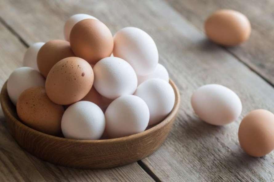 Куриные яйца, шегрена