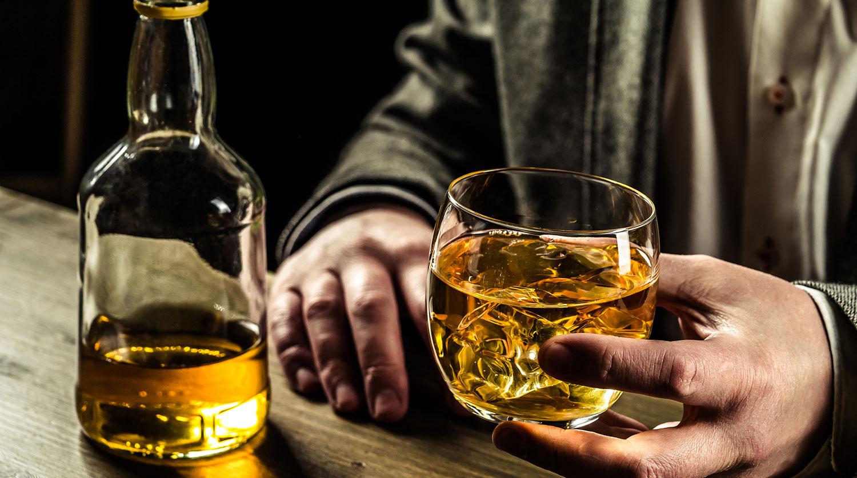 Проблемы, алкогольный