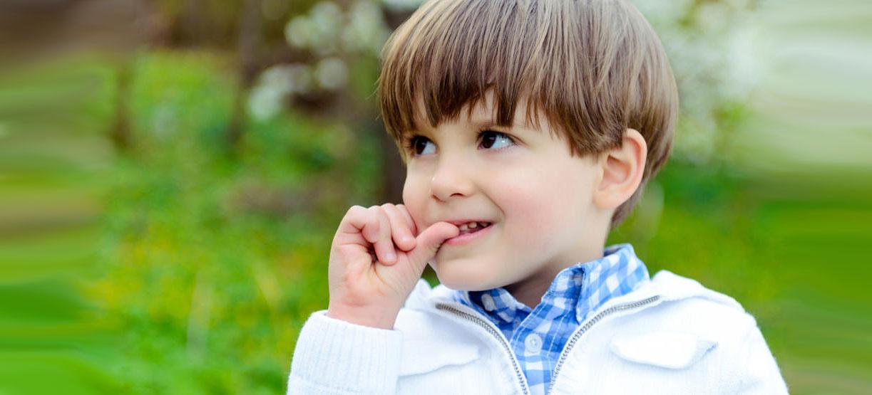 Ребенок синдром навязчивый