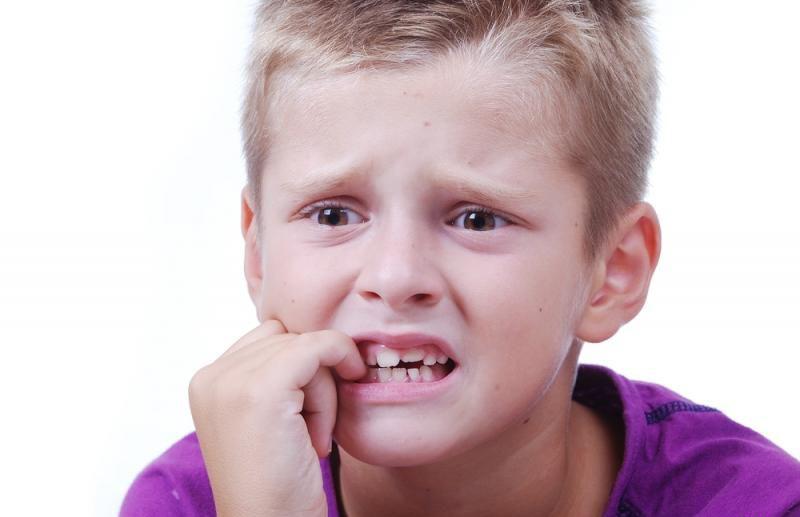 Навязчивые движения , синдром, ребенок