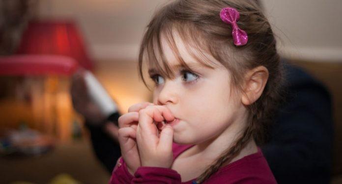 Малышка, синдром навязчивых, ребенок