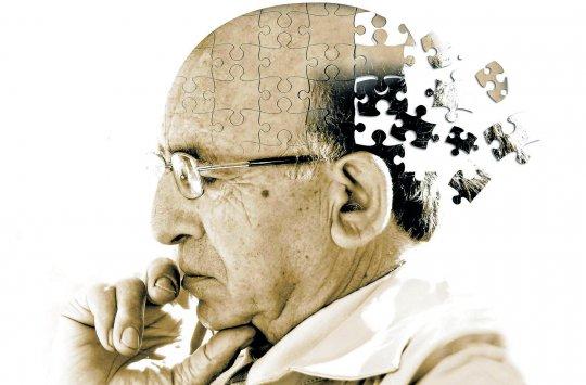 Умственные расстройства, деменция с тельцами Леви