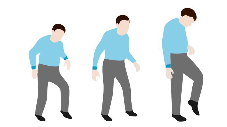 Симптомы нарушения координации движений: что такое атаксия и как она проявляется